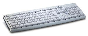 KB-06XE, Genius, Desktop Keyboard, White USB