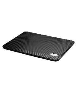 N17, Deepcool Notebook Cooler ,Super Slim,Very Portable,1 USB, For 14 inch, Black